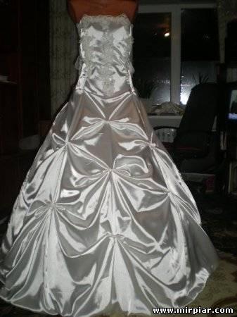 помогите сшить пышный подъюбник для свадебного платья - Выкройки одежды...