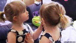 девочка и зеркало