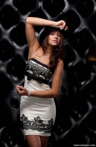 психология имиджа вечернее платье