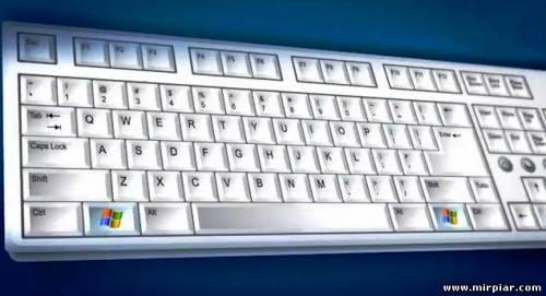 горячие клавиши и клавиша Win