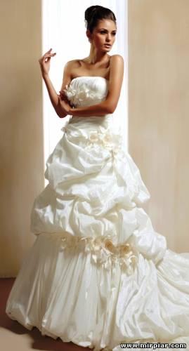 свадебная мода 2011 2012