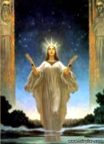 Славянская богиня Прия