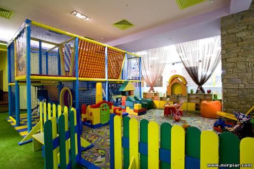 детская комната для ресторана