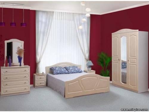психология интерьера спальный гарнитур