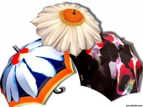 переделка,как украсить зонт