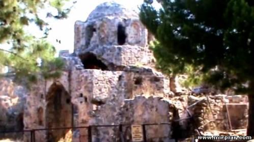 Город Изник в Турции