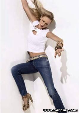 джинсовые стили