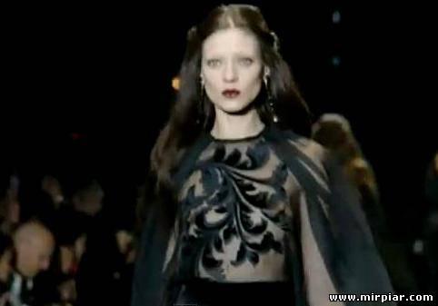 мода, модные тенденции осень зима 2012-2013
