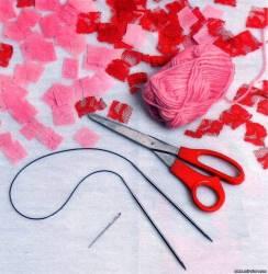 дизайнерское вязание