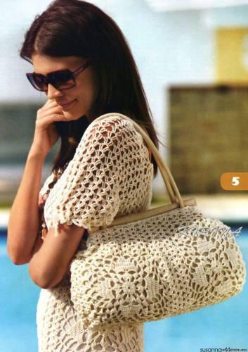 Платье и сумочка.  Прочитать целикомВ.