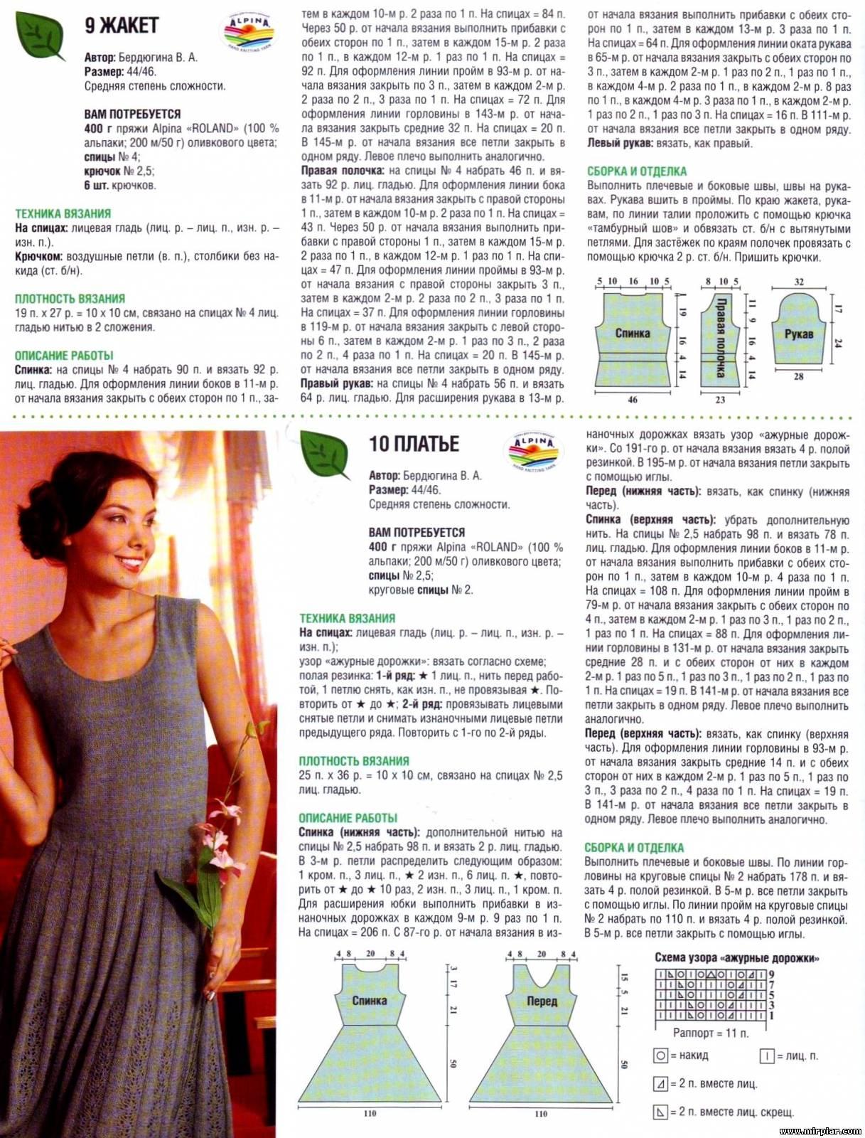 Как вязать крючком кофты и платья