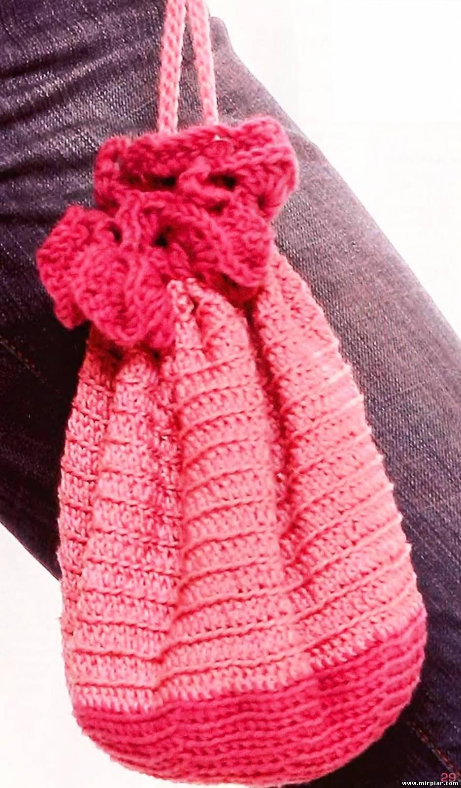 зимняя мужская шапка ушанка крючком схема