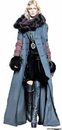 Модные меховые аксессуары своими руками из остатков