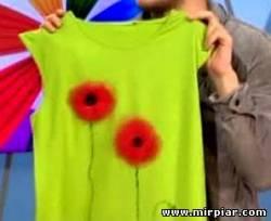 украшение одежды переделка футболки