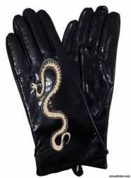 как украсить сапоги и перчатки Змея