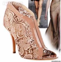 Переделка и декорирование обуви