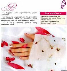 идеи для Ваших ногтей