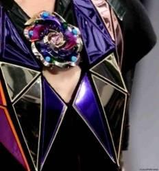 Украшение одежды Модные декоры 2012-2013