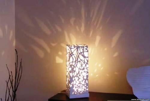 Люстры и светильники своими руками 9