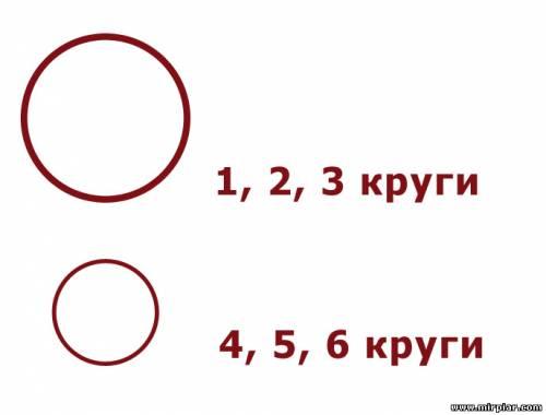 украшения своими руками, колье из кругов
