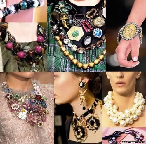 Модная бижутерия своими руками i