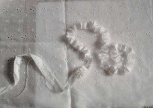 декорируем ткань украшение одежды