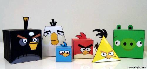 Какие можно сделать игрушки из бумаги своими