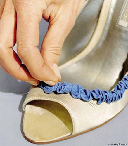 Декор туфель своими руками