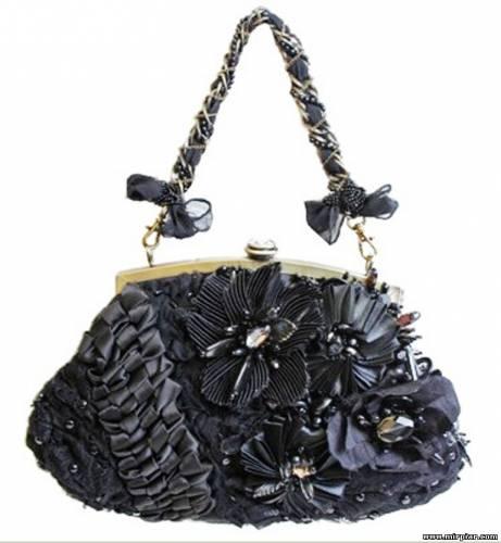 идеи декора сумок