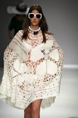 Подборка вязания от ведущих дизайнеров.