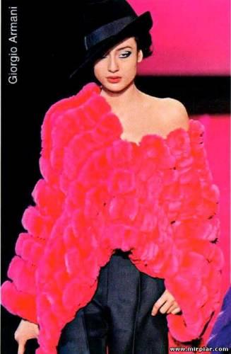 мех модные тенденции 2012 2013