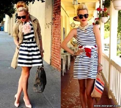 лето 2012 мода