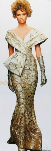 психология имиджа платье