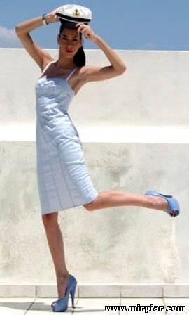 мода лето 2012