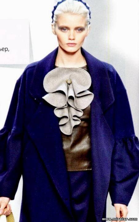 Модный аксессуар Как сделать жабо своими руками - Техники Мастер-классы Уроки - Ручная работа Мода Дизайн Декор Переделки Уроки