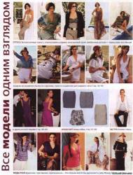 Бесплатные выкройки одежды Бурда 6 2010 база RedCafe