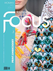 Fashion Focus Woman Print Embroidery 2016-2017