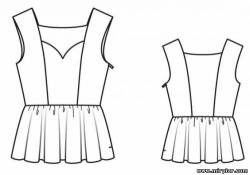 free pattern, выкройки скачать, топ корсаж, pattern sewing, выкройка корсажа, шитье, Скачать, готовые выкройки, топ выкройка, выкройки бесплатно