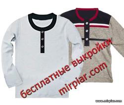 free pattern, пуловер поло для мальчика, пуловер для мальчика, выкройка, детские выкройки, pattern sewing, дети, шитье, детская одежда, children's clothing, for children, для детей