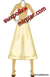 юбка брюки выкройка
