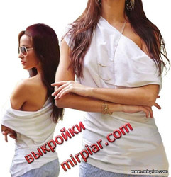 блузка, выкройка блузки, free pattern, выкройка, pattern sewing, модные блузки, асимметрия, выкройки скачать, шитье, выкройки бесплатно, готовые выкройки, перекошенный крой, мода