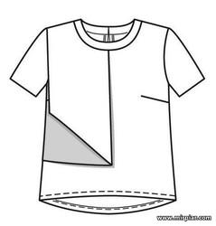 free pattern, Блуза, выкройка блузы, pattern sewing, выкройки бесплатно, выкройки скачать, выкройка, шитье, готовые выкройки, Скачать, рукоделие