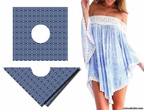 Быстро и просто, простые вещи своими руками, шитье,вязание, рукоделие, вязание и ткань