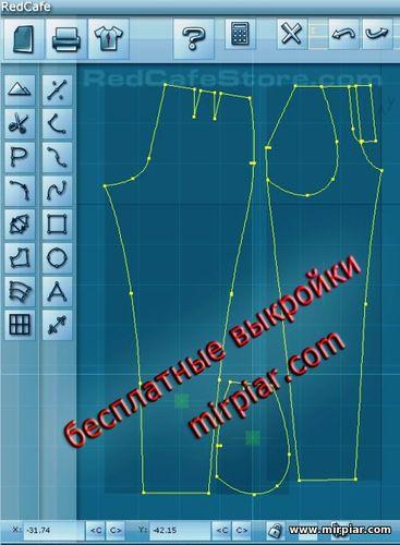 брюки, free pattern, женские брюки, pattern sewing, выкройка брюк, PATRONES, выкройки PATRONES,выкройки скачать, шитье, Скачать, готовые выкройки, раскрой одежды, выкройки бесплатно, патронес