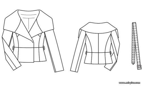 free pattern, пальто, выкройка пальто, жакет, pattern sewing, выкройка жакета, выкройки скачать, готовые выкройки, шитье, выкройки в натуральную величину, Скачать