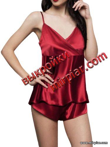 pattern sewing, сорочка, Сексуальное белье, выкройки белья, женское белье, белье, free pattern, топ, выкройка, выкройки бесплатно, выкройки скачать