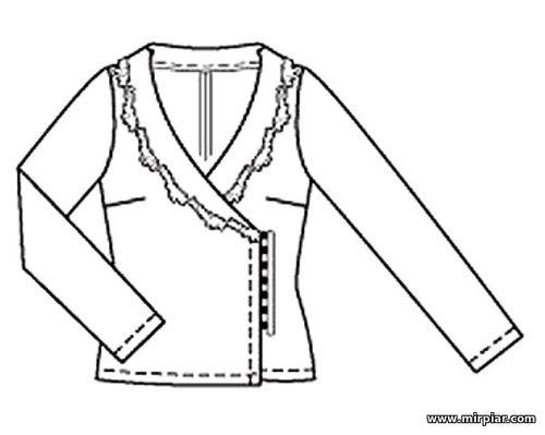 free pattern, блузка, выкройка блузки, блуза, pattern sewing, выкройки скачать, шитье, готовые выкройки, выкройки бесплатно