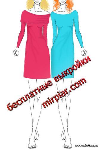 free pattern, платья, выкройка платья, dresses, пуловер, мода, pattern sewing, выкройки платьев, выкройки скачать, выкройка, шитье, выкройки бесплатно, готовые выкройки