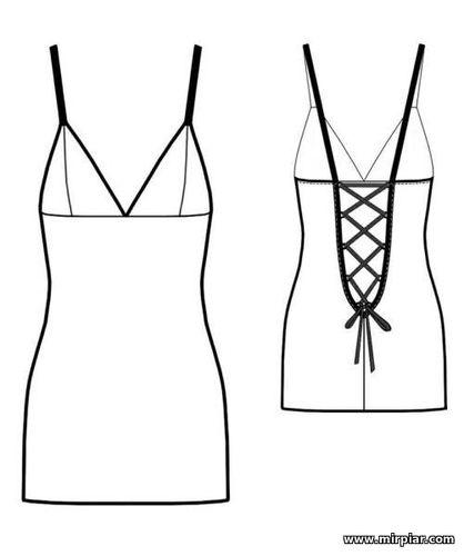 комбинация, free pattern, белье, женское белье, сексуальное белье, выкройки белья, выкройка, pattern sewing, выкройки бесплатно, выкройки скачать, готовые выкройки