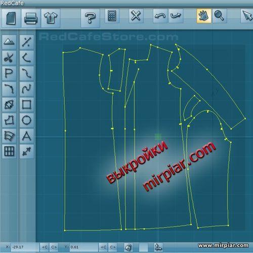 выкройка жакета, выкройки бесплатно, pattern sewing, выкройки скачать